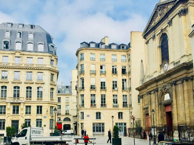 Appartement Paris 3 pièce(s) 74.02 m2 avec terrasse
