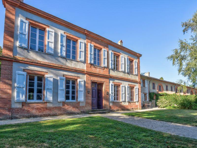 Verkauf haus Miremont 1100000€ - Fotografie 1