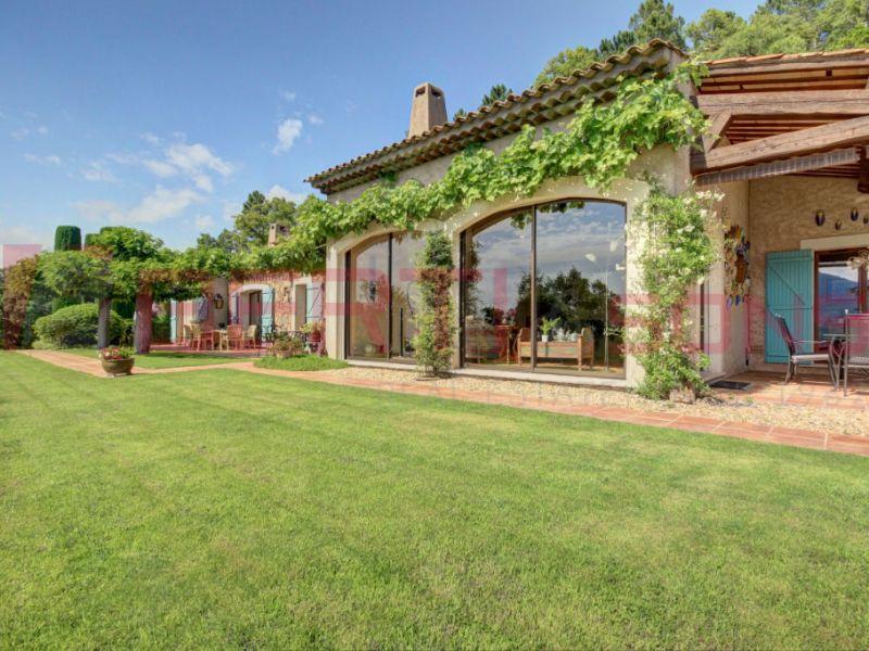 Sale house / villa Les adrets de l esterel 895000€ - Picture 1