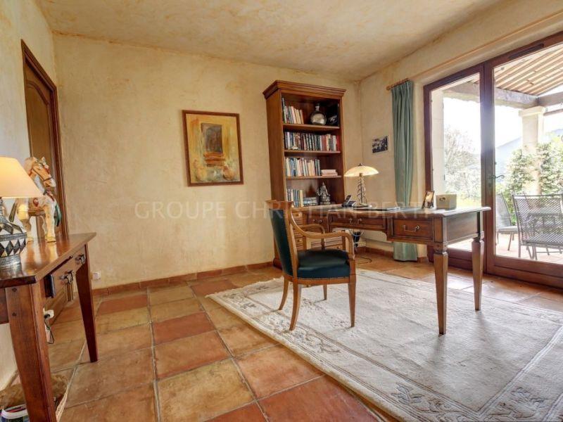 Verkauf haus Les adrets de l esterel 895000€ - Fotografie 14