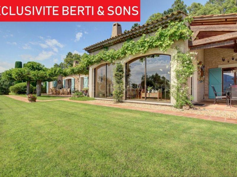 Verkauf haus Les adrets de l esterel 895000€ - Fotografie 16
