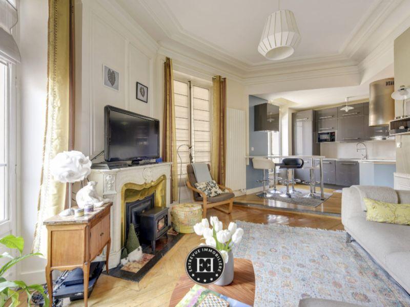 Lyon 6 - T5 100 m2 - Balcon