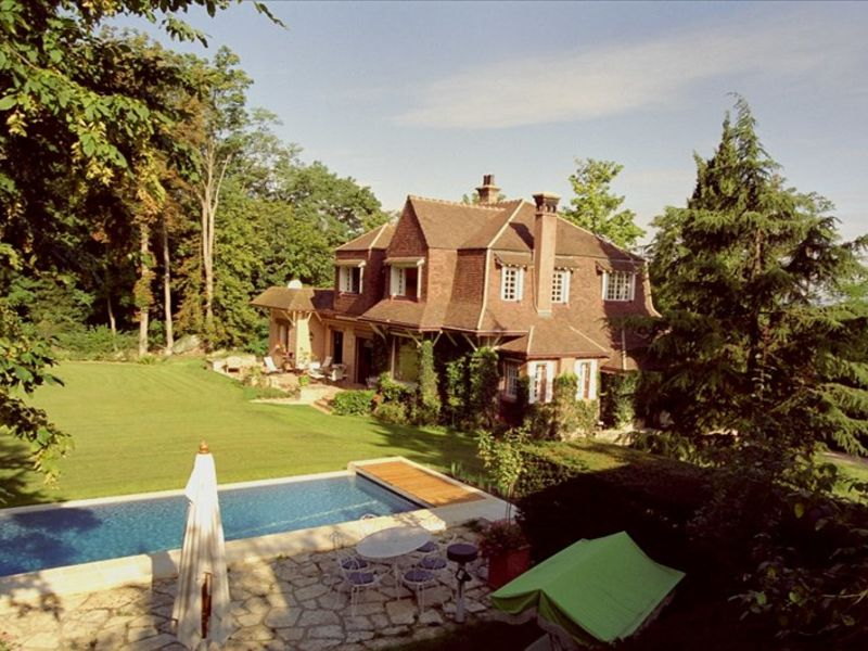 Revenda casa Louveciennes 2195000€ - Fotografia 5