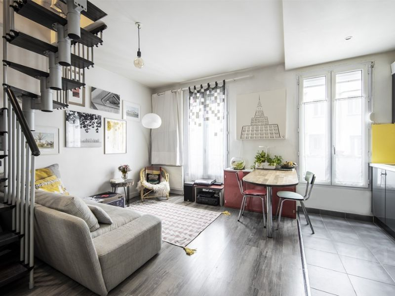 Vente appartement Levallois perret 575000€ - Photo 1