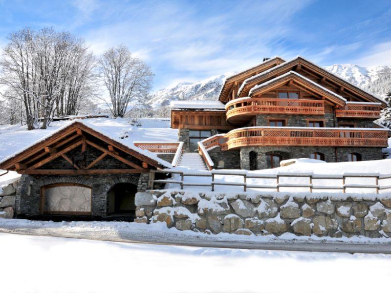 Vente maison / villa Meribel les allues 3820000€ - Photo 1