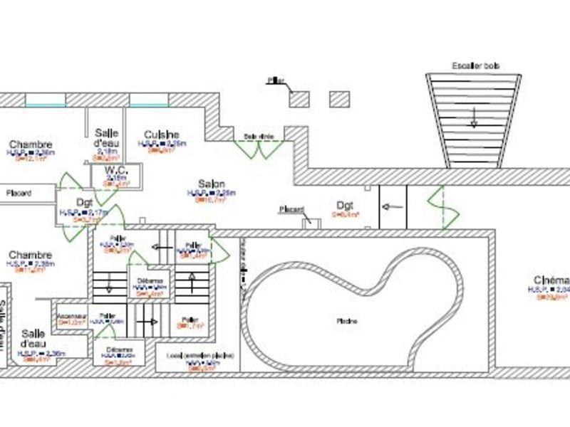 Vente maison / villa Meribel les allues 3820000€ - Photo 2