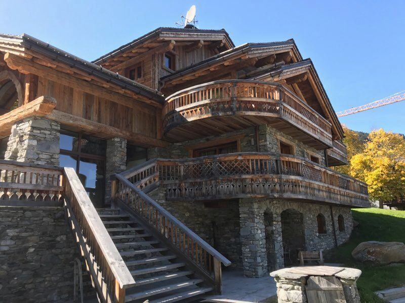 Vente appartement Meribel 1 990 000€ - Photo 1