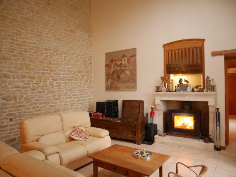 Sale house / villa Saint hilaire la palud 525000€ - Picture 5