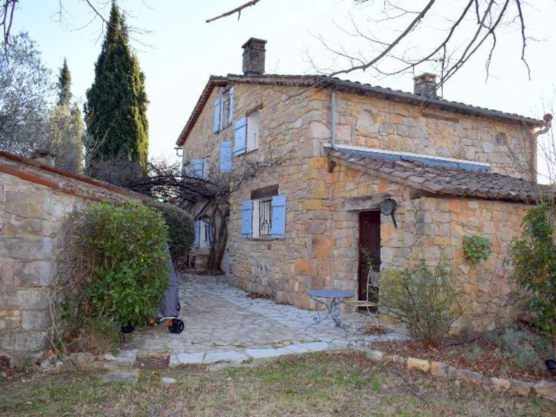 Sale house / villa Fayence 790 000€ - Picture 1