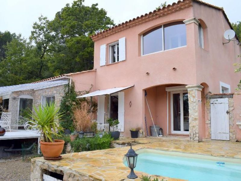 Sale house / villa Bargemon 430 000€ - Picture 1