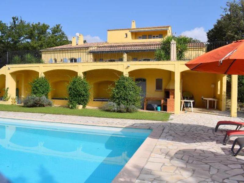 Verkoop  huis Bagnols en foret 892000€ - Foto 1