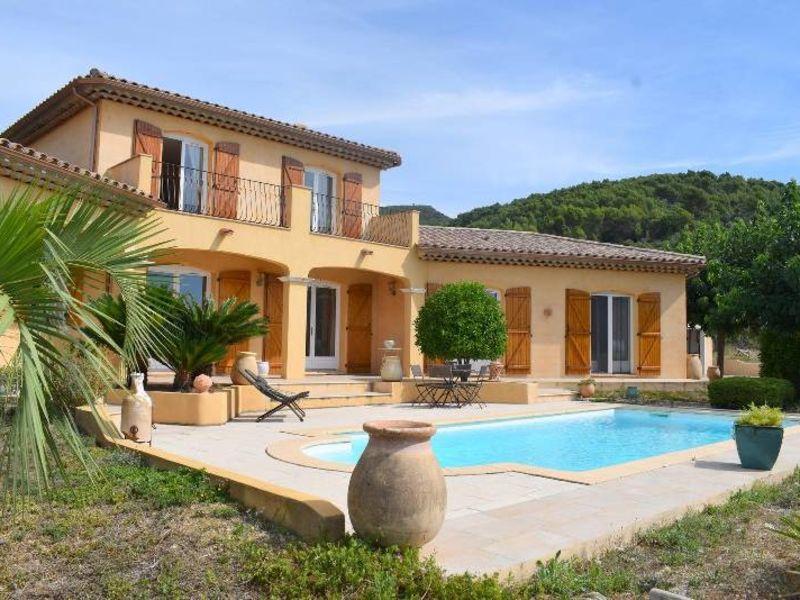 Verkoop  huis Seillans 648000€ - Foto 1