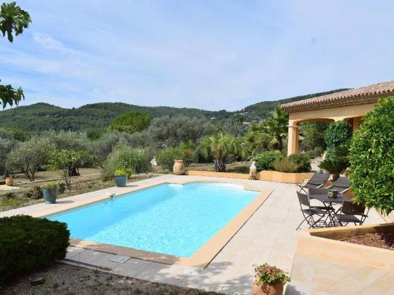 Verkoop  huis Seillans 648000€ - Foto 3