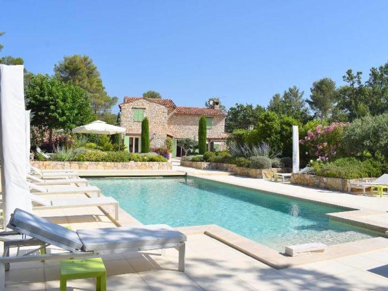 Vente de prestige maison / villa Fayence 1575000€ - Photo 1