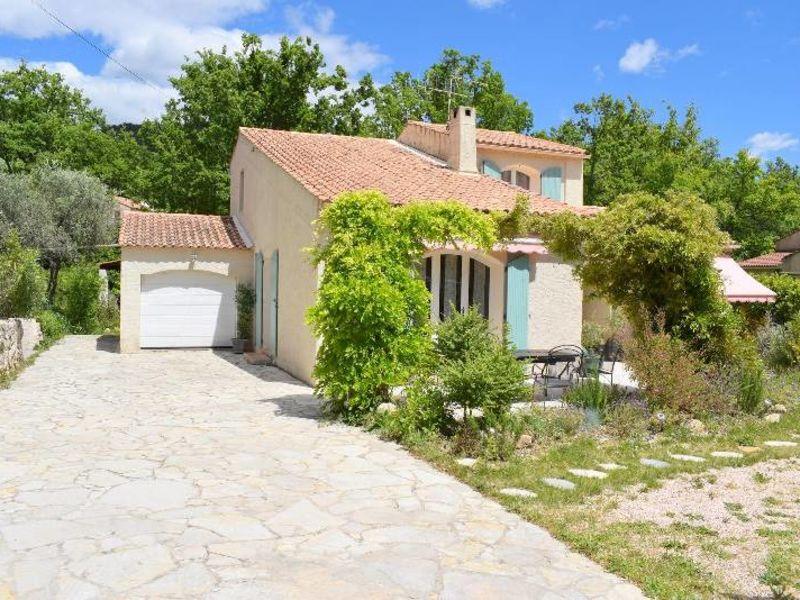Vendita casa Seillans 475000€ - Fotografia 4
