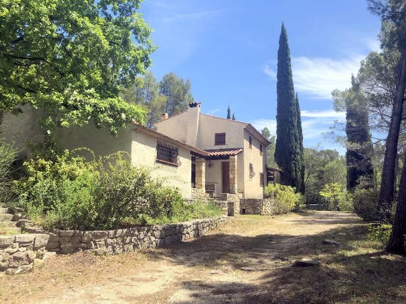 Verkoop  huis Seillans 390000€ - Foto 1
