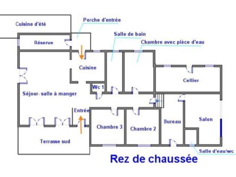 Verkoop  huis Tourrettes 498000€ - Foto 8