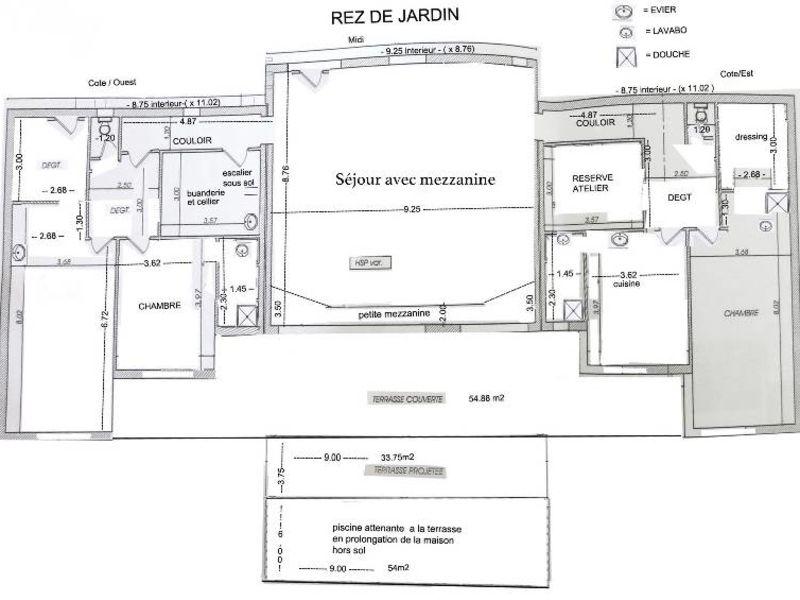 Sale house / villa Fayence 795000€ - Picture 5