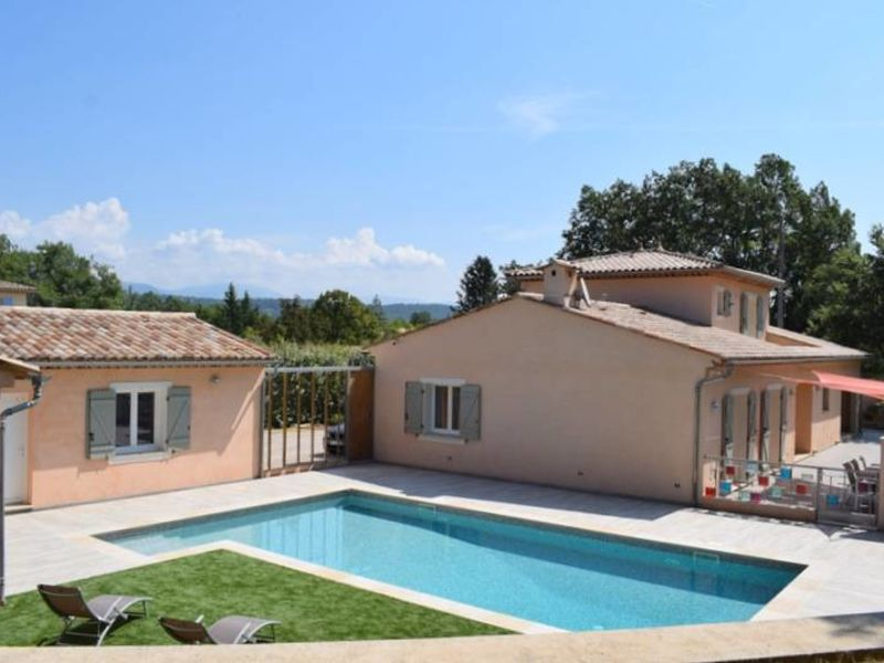 Sale house / villa Fayence 693 000€ - Picture 1