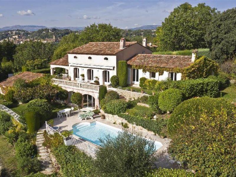 Verkauf von luxusobjekt haus Montauroux 1045000€ - Fotografie 1