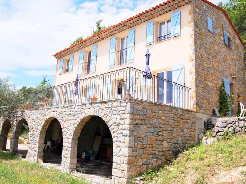Vendita casa Seillans 525000€ - Fotografia 1