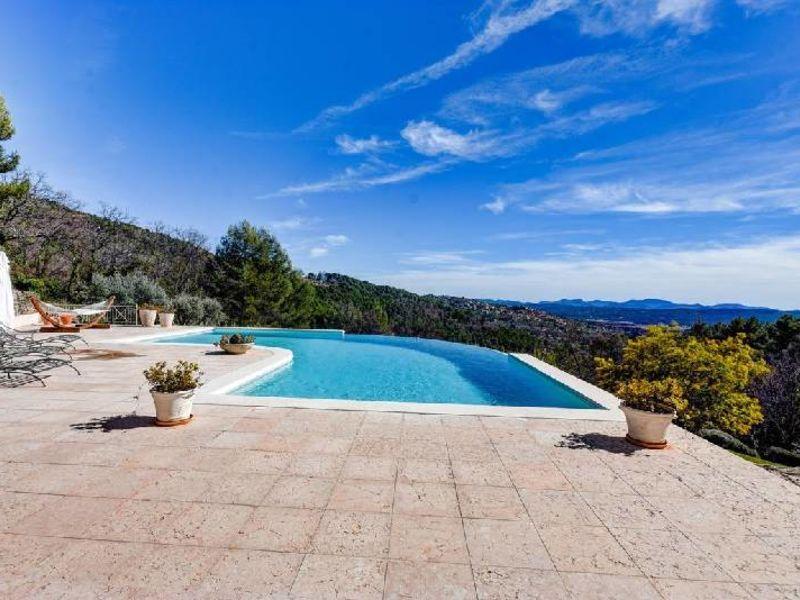 Immobile residenziali di prestigio casa Fayence 2500000€ - Fotografia 2