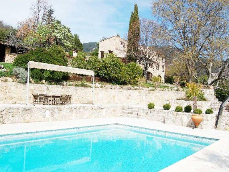 Verkauf von luxusobjekt haus Seillans 1300000€ - Fotografie 2