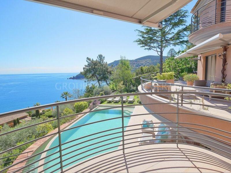 Sale house / villa Theoule sur mer 6500000€ - Picture 1