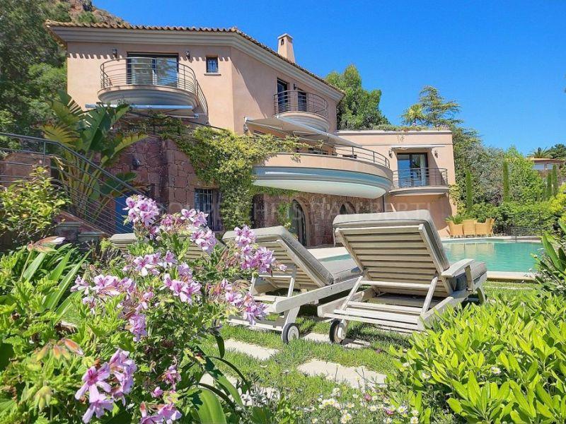 Sale house / villa Theoule sur mer 6500000€ - Picture 18