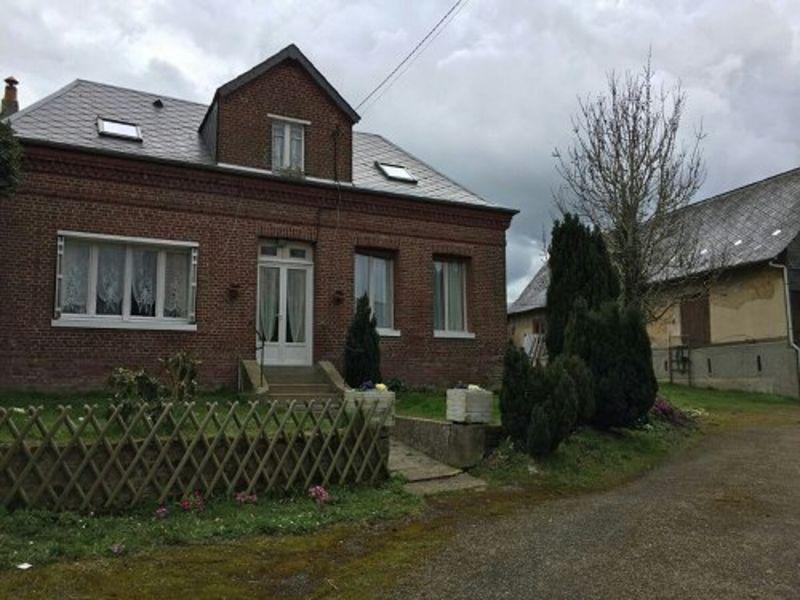 Verkoop  huis Londinieres 132500€ - Foto 1
