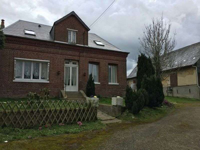 Vente maison / villa Londinieres 132500€ - Photo 1