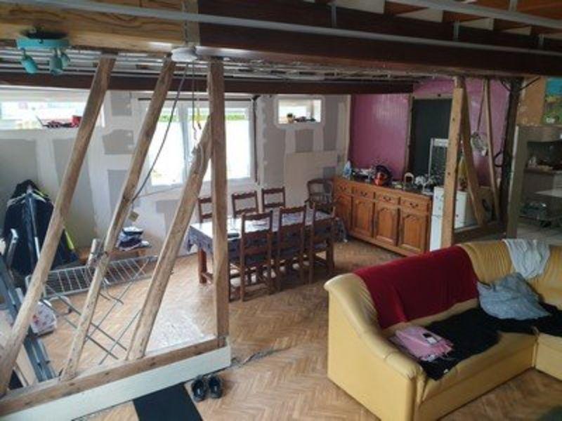 Sale house / villa Beaucamps le vieux 137000€ - Picture 2