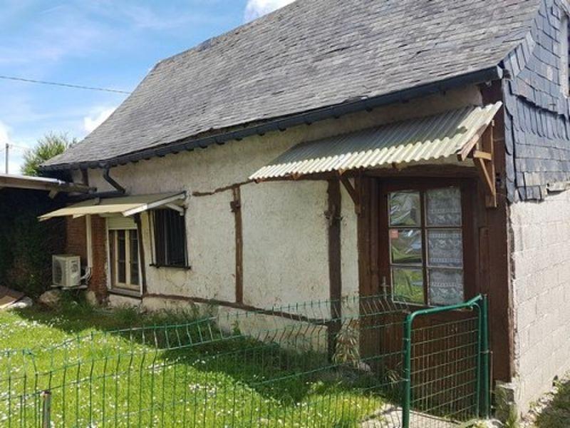 Sale house / villa Formerie 36000€ - Picture 1