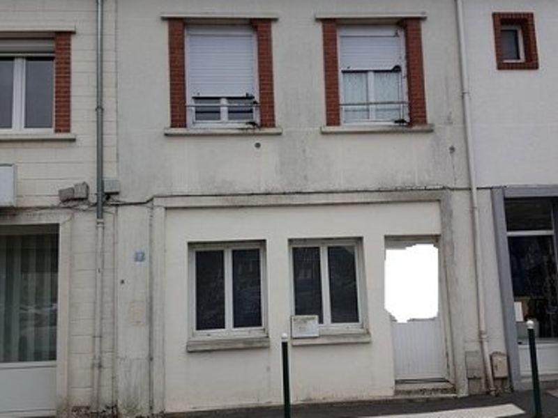 Sale house / villa Formerie 127000€ - Picture 1