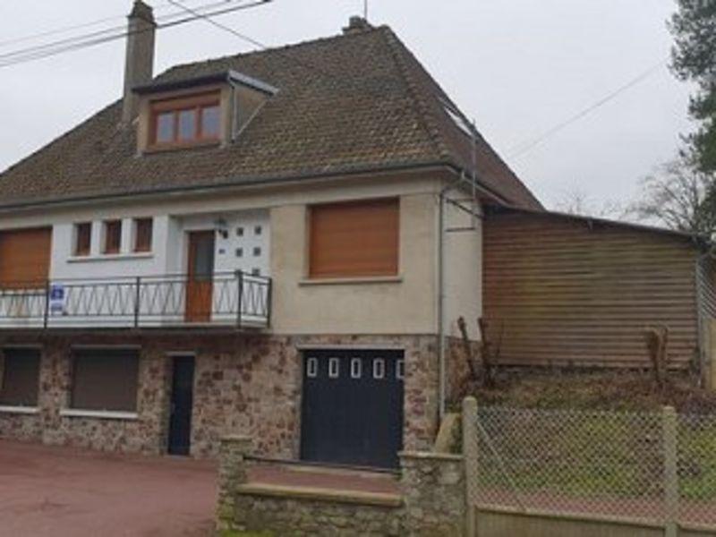 Sale house / villa Beaucamps le vieux 168000€ - Picture 1