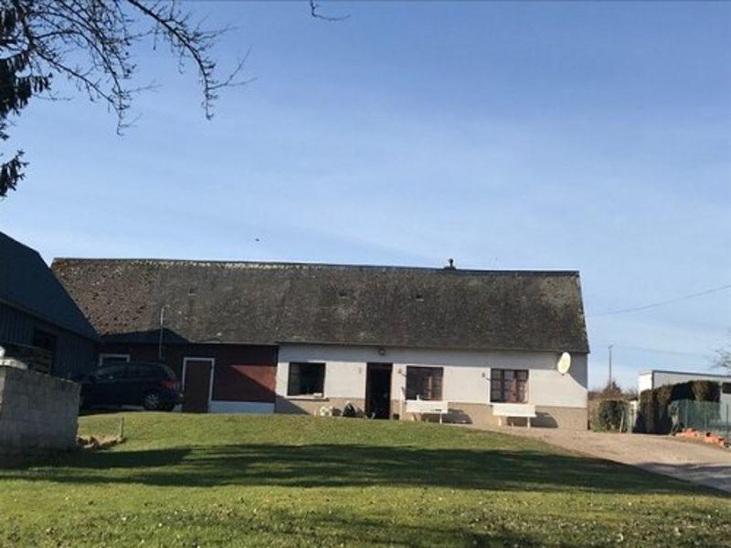 Sale house / villa Blangy sur bresle 107000€ - Picture 1