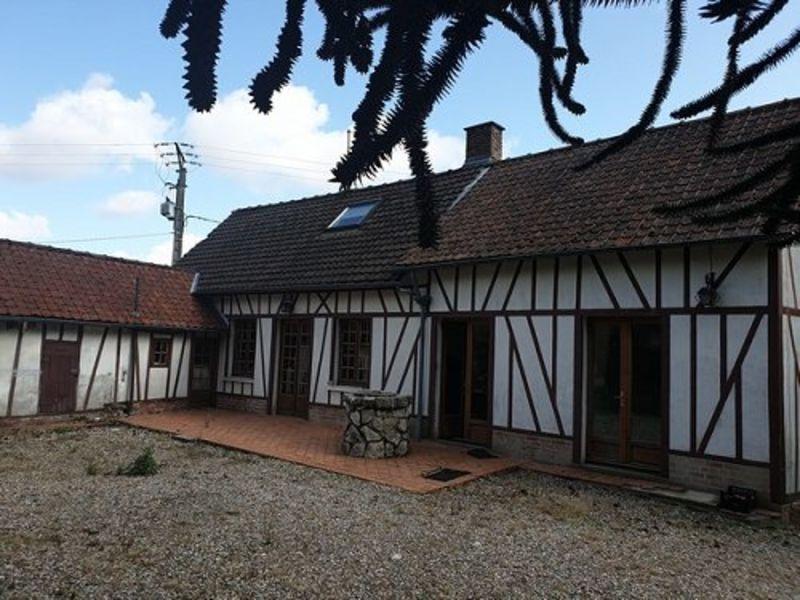 Sale house / villa Oisemont 112000€ - Picture 1