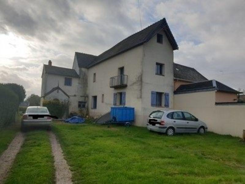 Sale house / villa Hornoy le bourg 87000€ - Picture 1