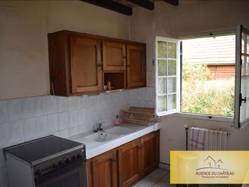 Vente maison / villa Moisson 159000€ - Photo 3