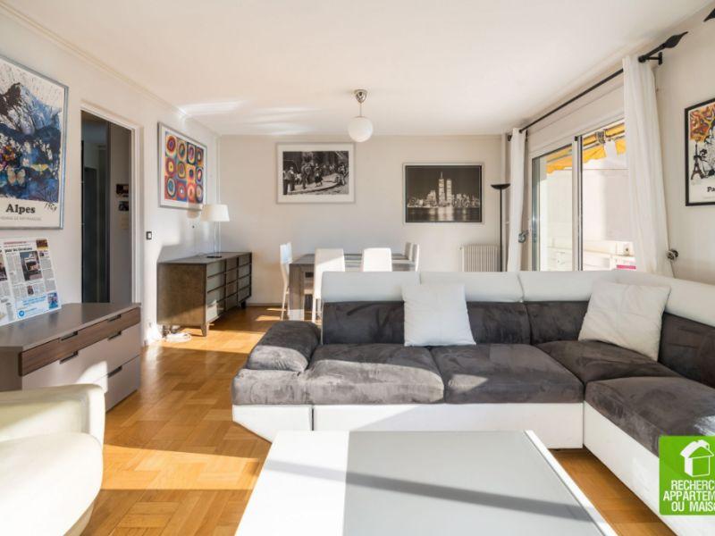 Coeur Monplaisir - Grand T3 avec balcon à vivre et stationnement