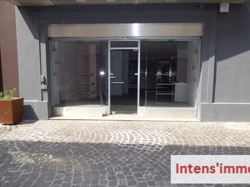 Vente local commercial Romans sur isere 98 000€ - Photo 1