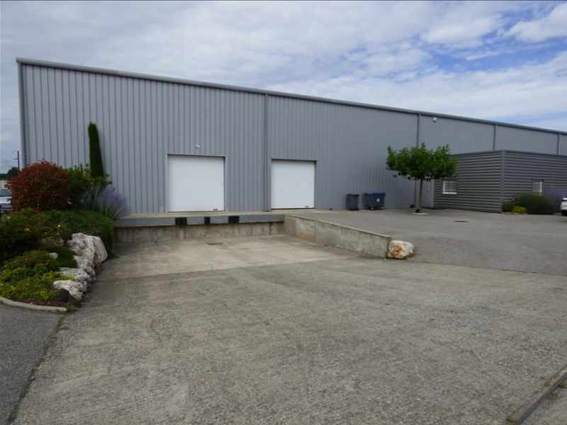 Rental office St marcel les valence 6 800€ HC - Picture 2