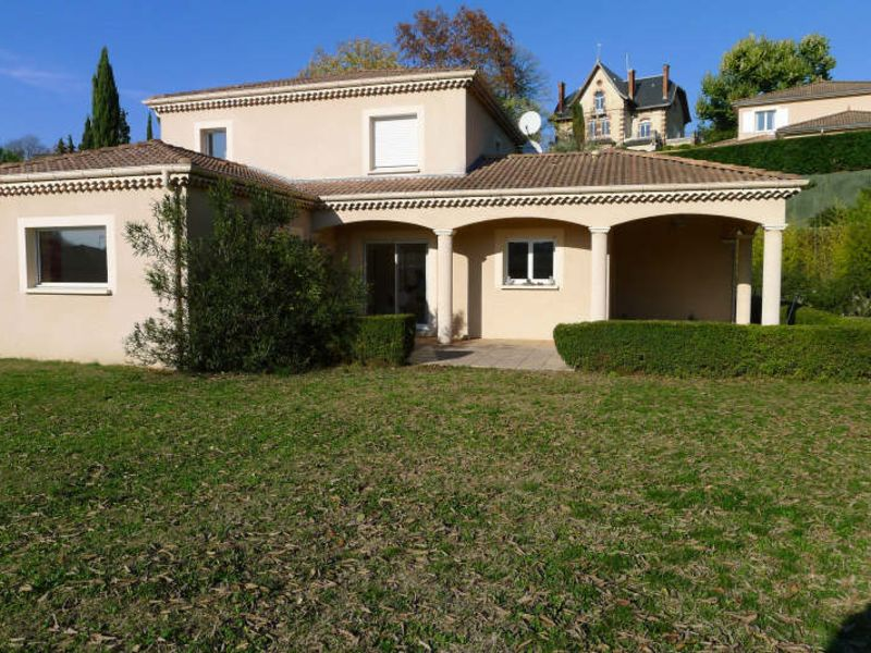 Sale house / villa Romans sur isere 397 000€ - Picture 1