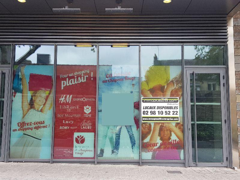 Location local commercial Quimper 1866,67€ CC - Photo 1