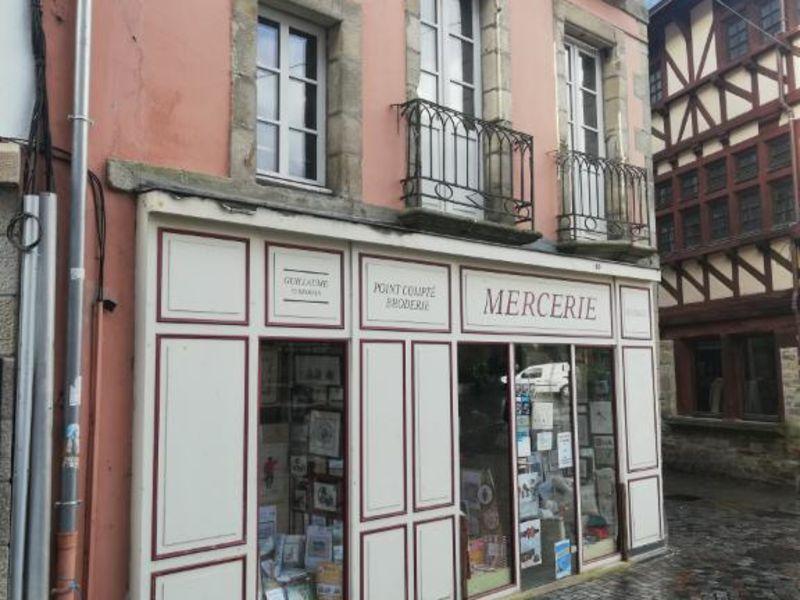 Cession de bail boutique Quimper 44600€ - Photo 1