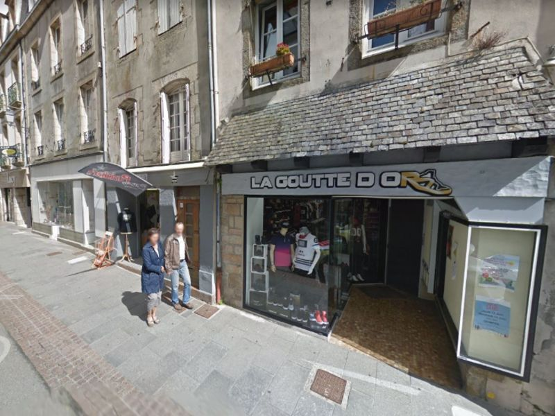 Location local commercial Quimper 1300€ HC - Photo 2