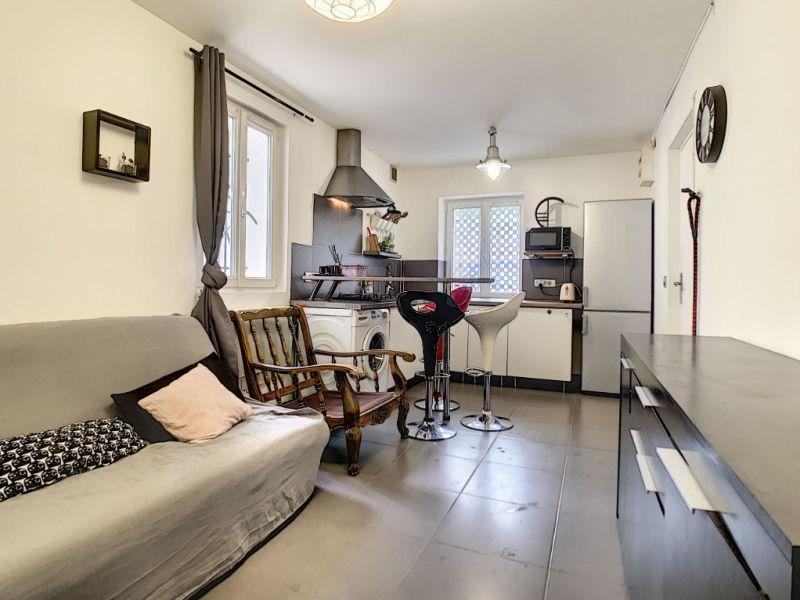 Vente appartement Marseille 4ème 110000€ - Photo 1