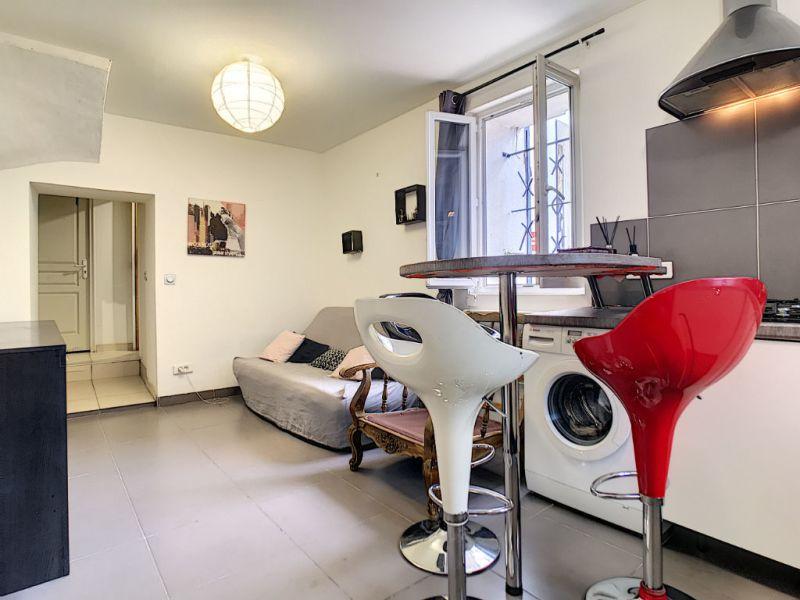 Vente appartement Marseille 4ème 110000€ - Photo 2
