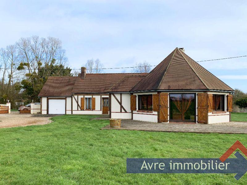 Vente maison / villa Verneuil d avre et d iton 273000€ - Photo 1