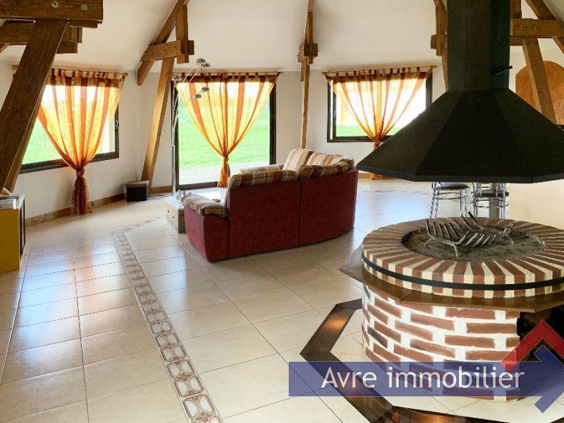 Vente maison / villa Verneuil d avre et d iton 253000€ - Photo 2